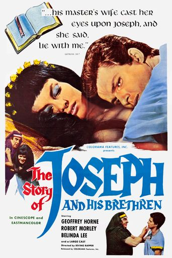 Joseph and His Brethren Poster
