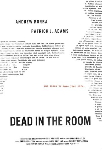 Dead in the Room Poster