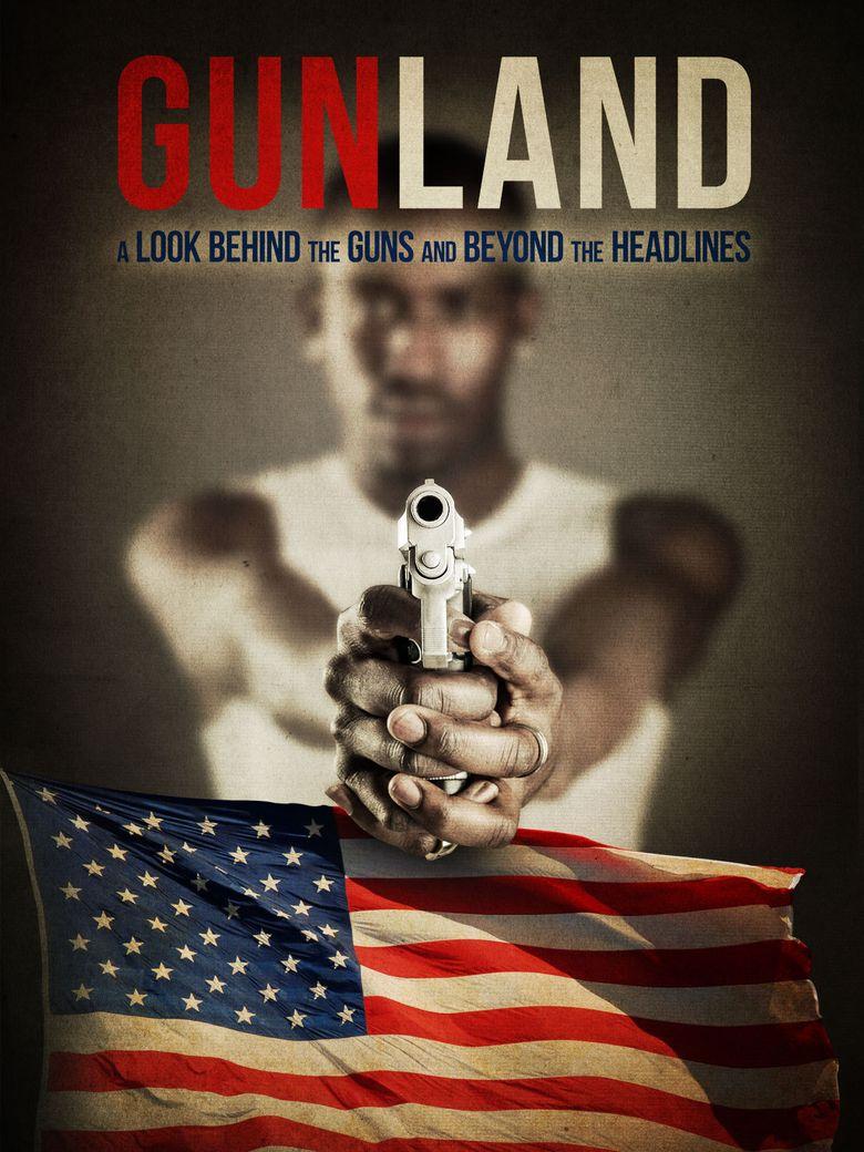 Gunland Poster
