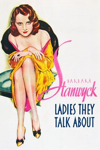 Ladies They Talk About Poster