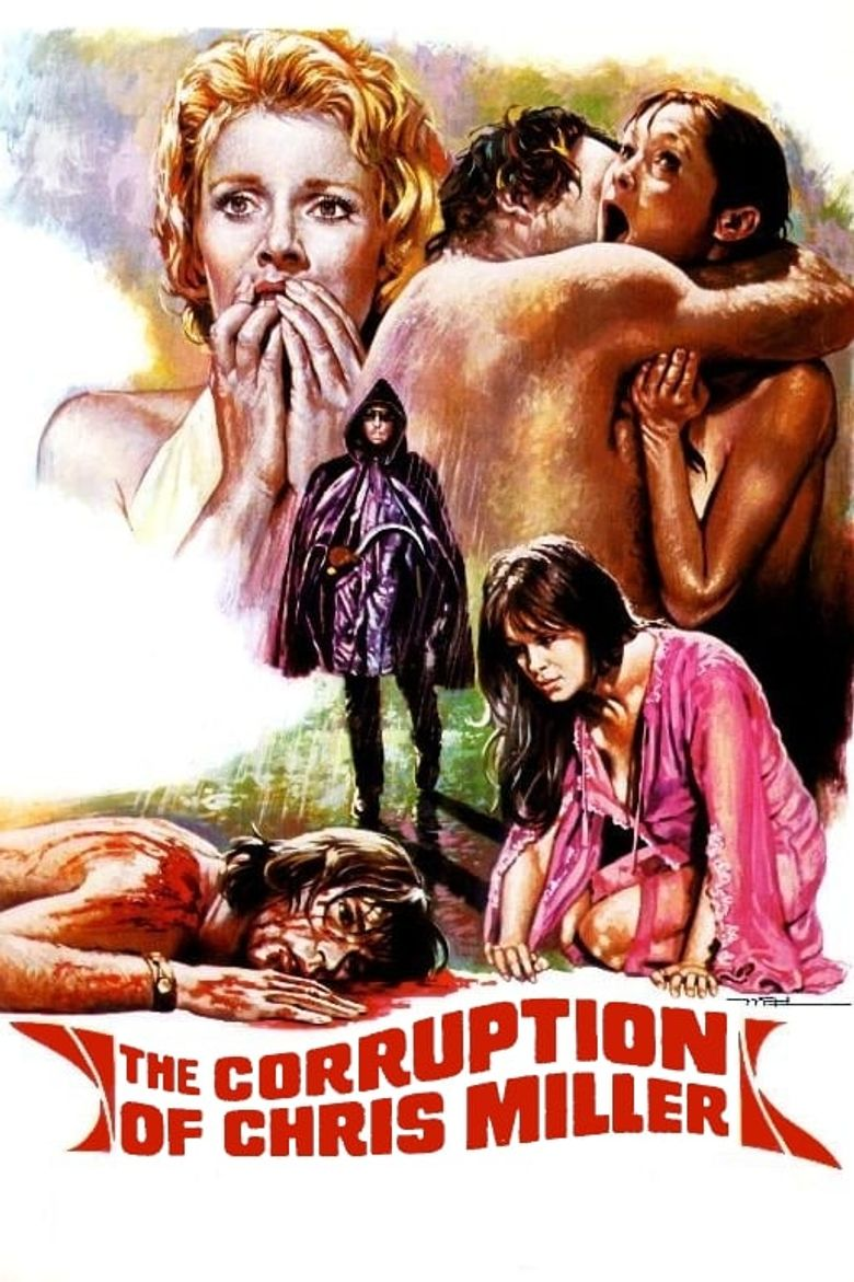 The Corruption of Chris Miller Poster