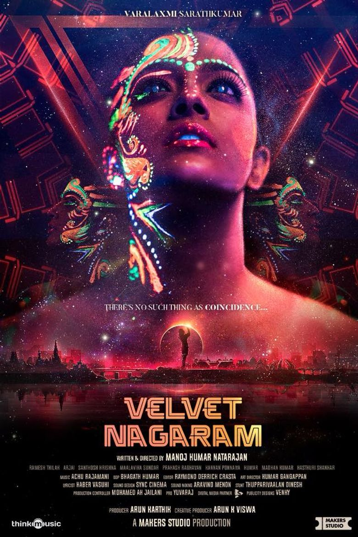 Velvet Nagaram Poster