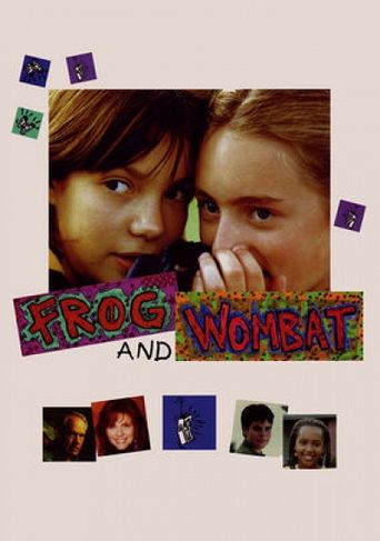 Frog and Wombat Poster