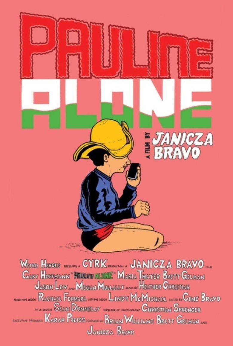Pauline Alone Poster