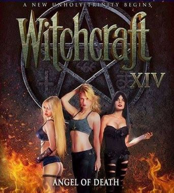 Witchcraft XIV: Angel of Death Poster