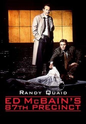 Ed McBain's 87th Precinct: Lightning Poster