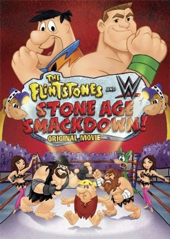 The Flintstones & WWE: Stone Age SmackDown! Poster