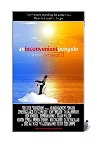 An Inconvenient Penguin Poster