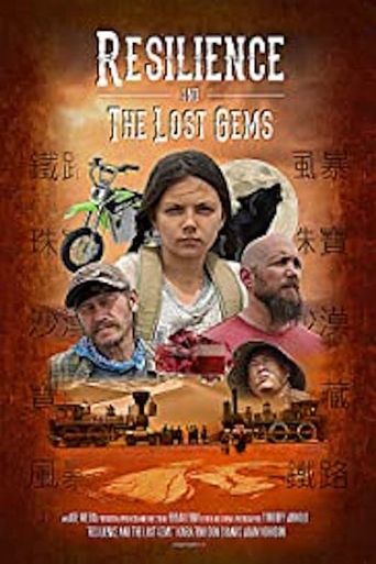 Resilience and the Lost Gems Poster