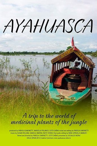 Ayahuasca Poster