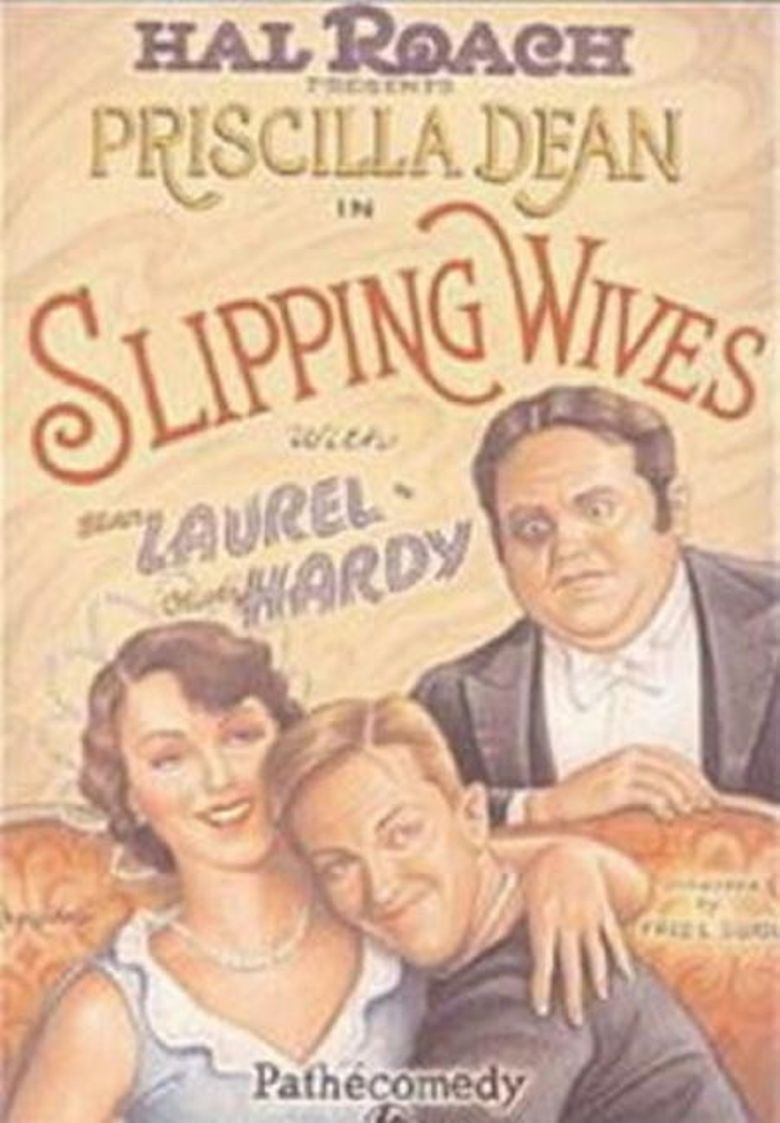 Slipping Wives Poster