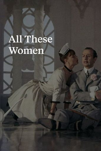 All These Women Poster