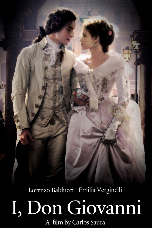I, Don Giovanni Poster