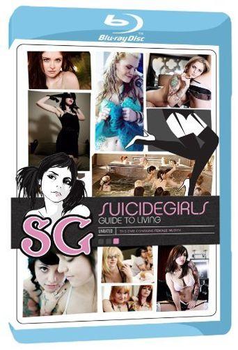 SuicideGirls: Guide to Living Poster