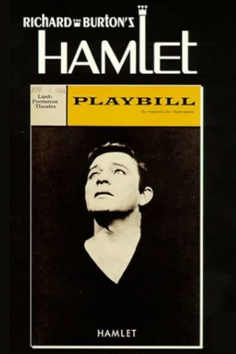 Hamlet from the Lunt-Fontanne Theatre Poster