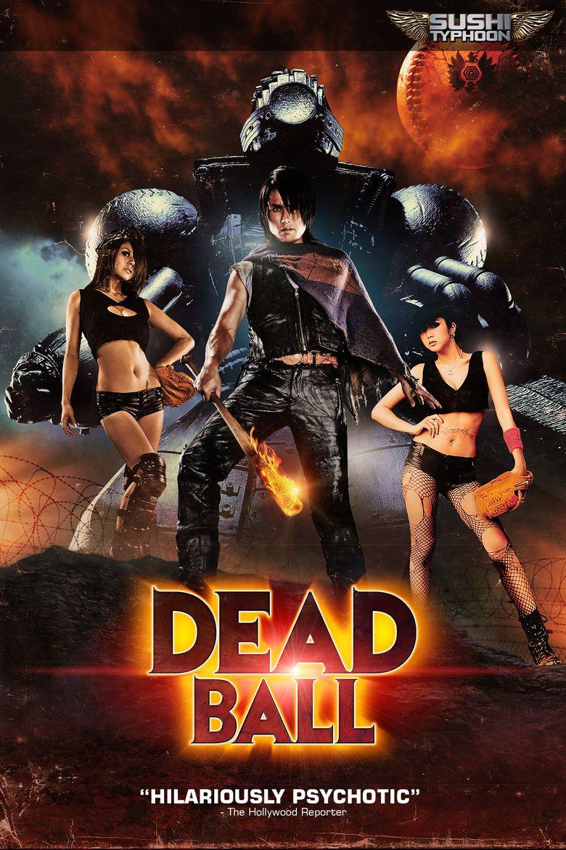 Deadball Poster