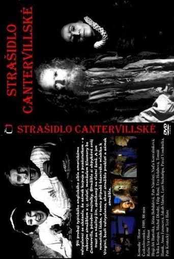 Strašidlo cantervillské Poster