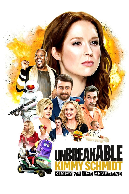 Unbreakable Kimmy Schmidt: Kimmy vs. the Reverend Poster