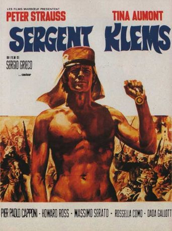Sergeant Klems Poster