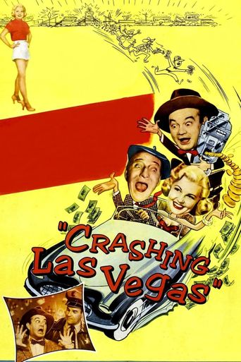 Crashing Las Vegas Poster