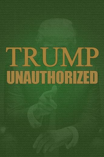 Trump Unauthorized Poster