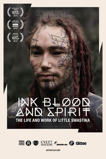 Ink, Blood and Spirit Poster