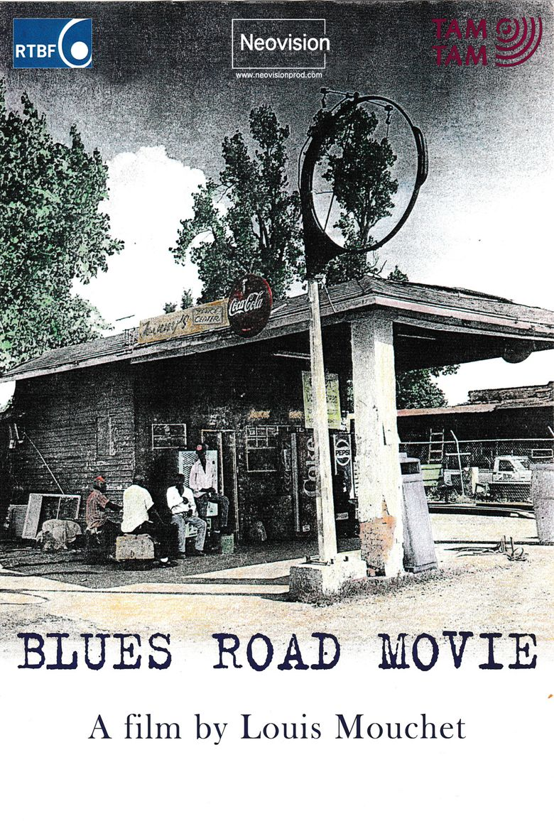 Blues Road Movie Poster