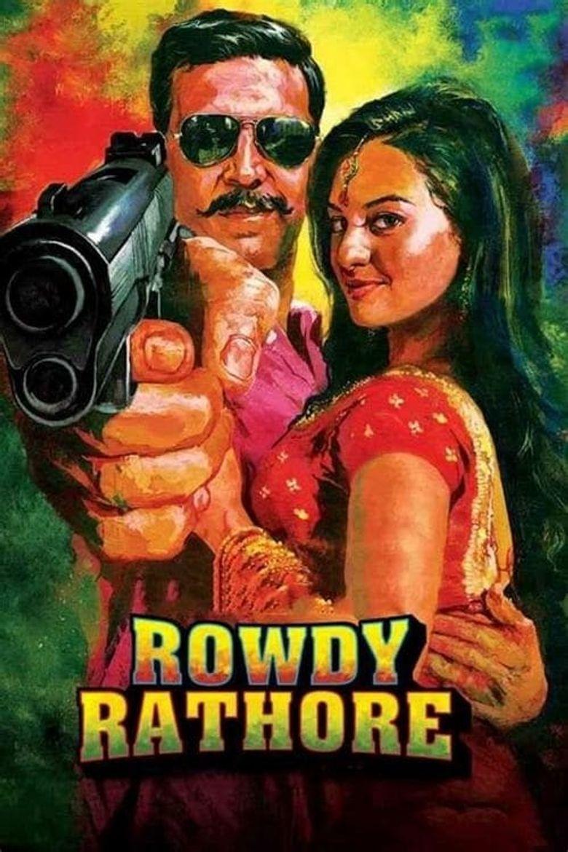 Rowdy Rathore Poster