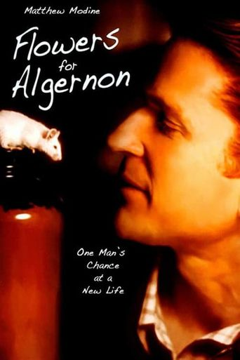 Flowers for Algernon Poster