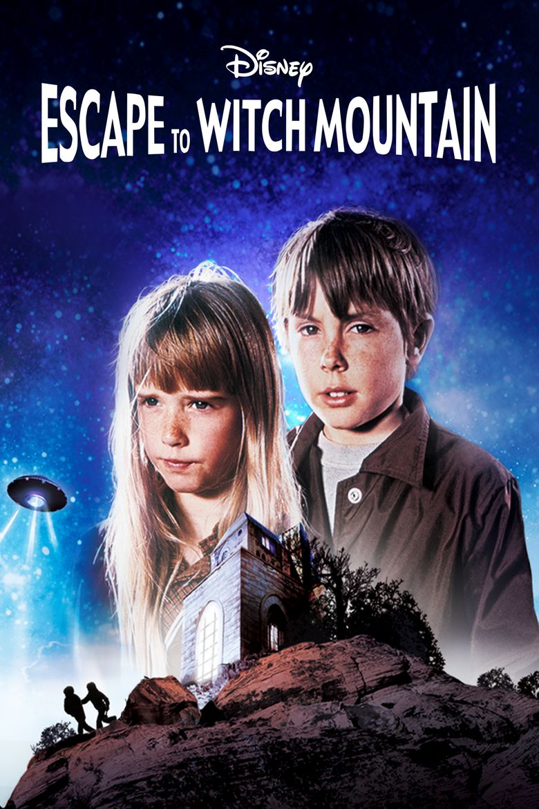 escape from witch mountain full movie