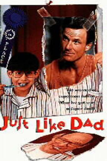 Just Like Dad Poster