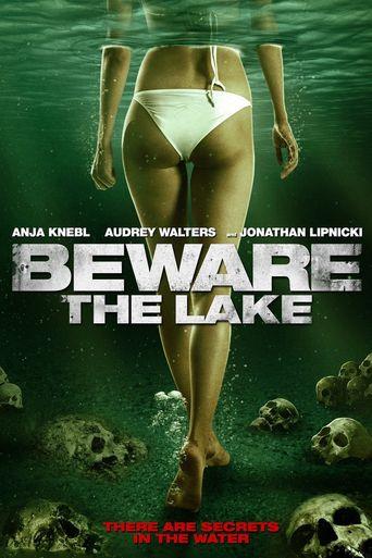 Beware the Lake Poster