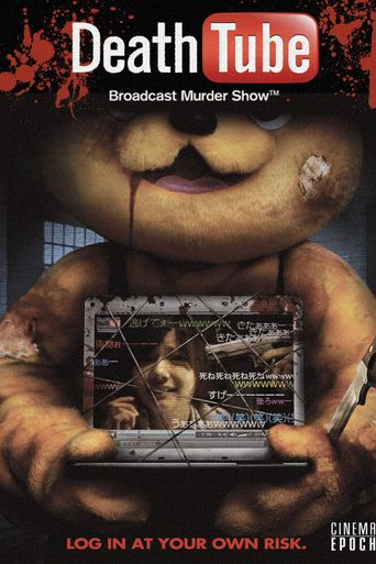Death Tube- Broadcast Murder Show Poster