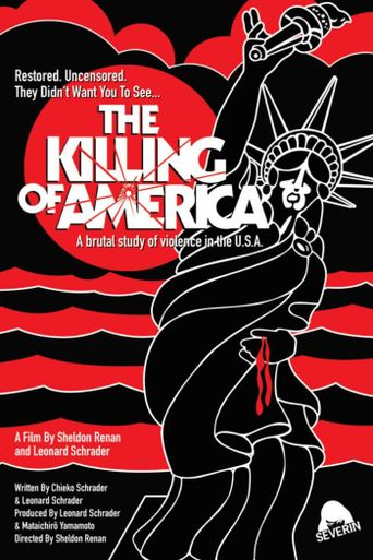 The Killing of America Poster
