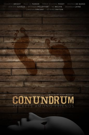 Conundrum: Secrets Among Friends Poster