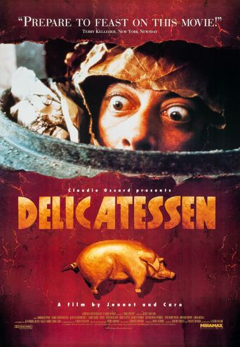 Watch Delicatessen