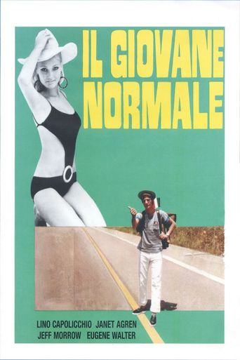 Normal Young Man Poster