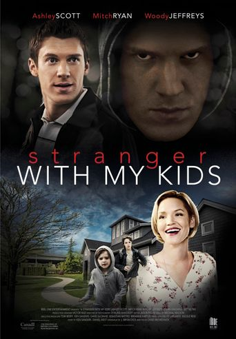 A Stranger with My Kids Poster