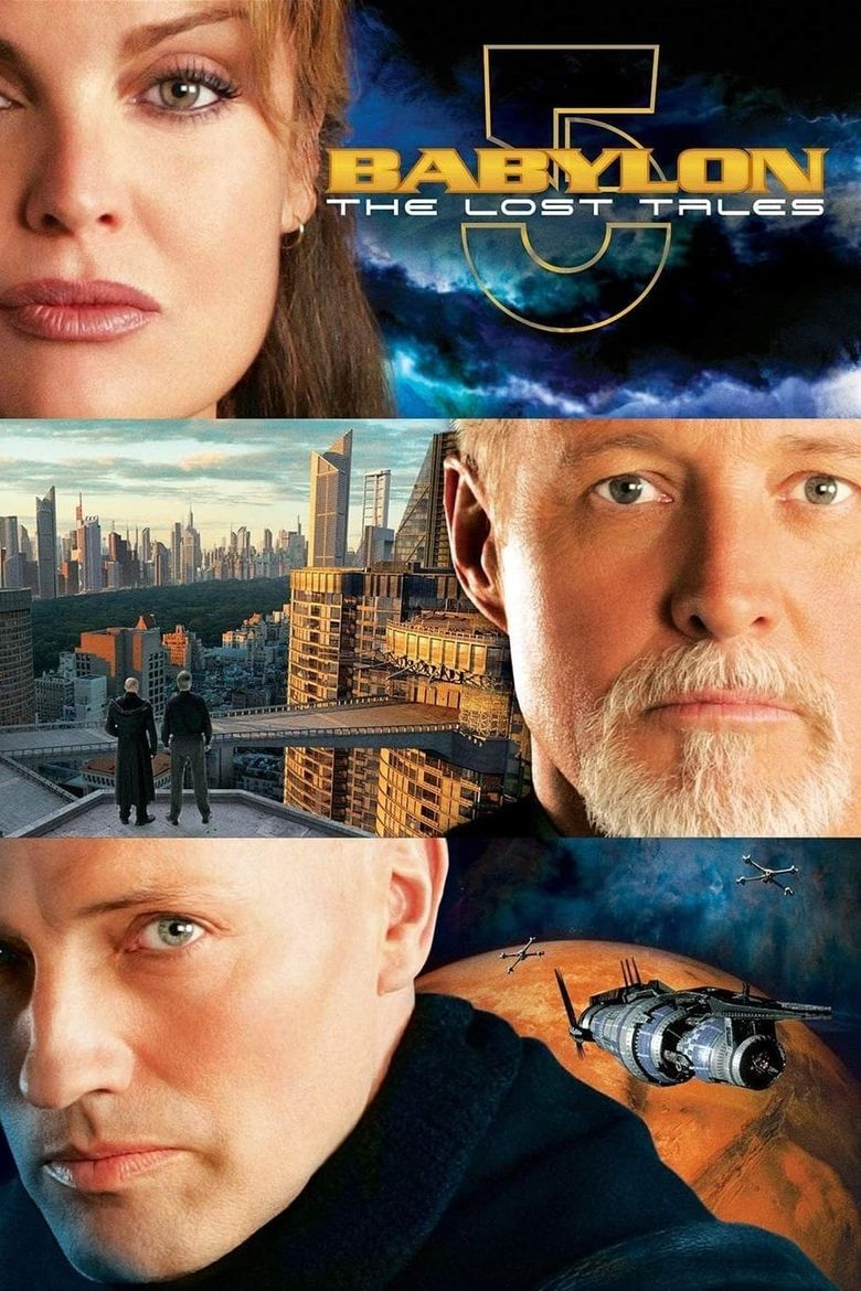 Babylon 5: The Lost Tales - Voices in the Dark Poster