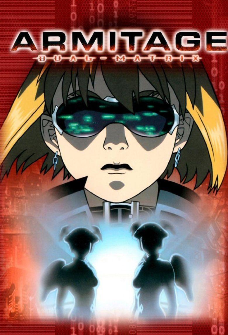 Armitage: Dual Matrix Poster