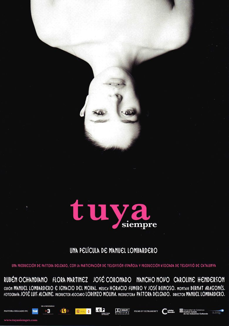 Tuya siempre Poster