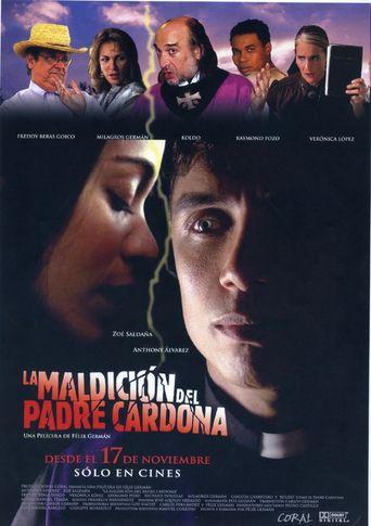 The Curse of Father Cardona Poster