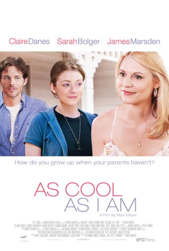 As Cool as I Am Poster