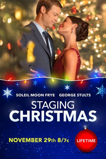 Staging Christmas Poster
