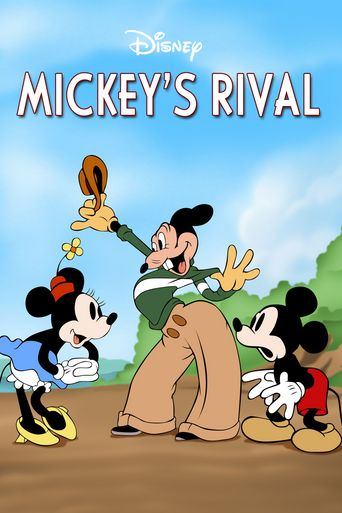 Mickey's Rival Poster