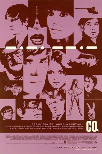 CQ Poster