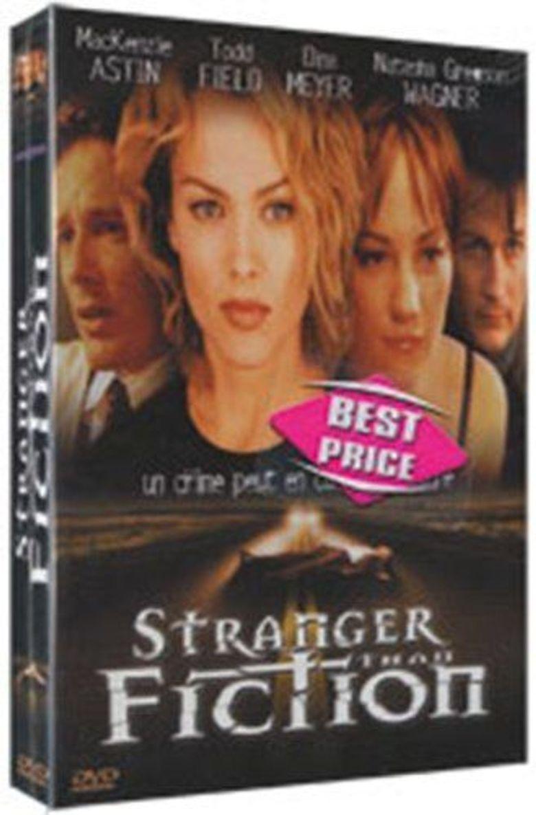 Stranger than Fiction Poster