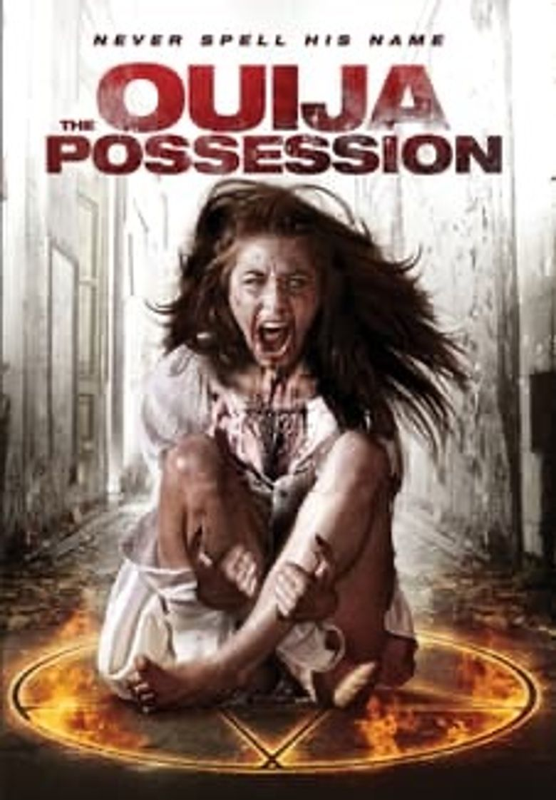 The Ouija Possession Poster