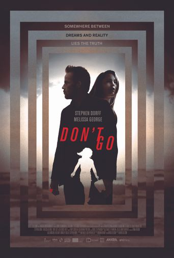 Don't Go Poster