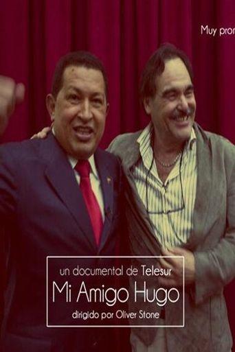 Mi Amigo Hugo Poster